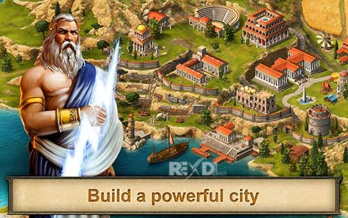 Grepolis - Divine Strategy MMO Apk