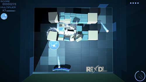 Grey Cubes 3D Brick Breaker Apk