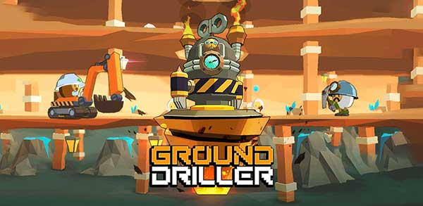 Permalink to Ground Driller 1.2.4 Apk Mod (Unlimited Money) For Android