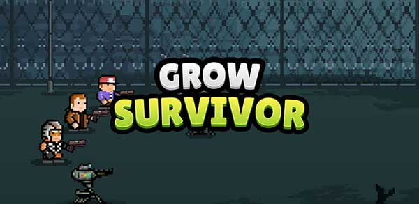 Grow Survivor - Dead Survival Mod