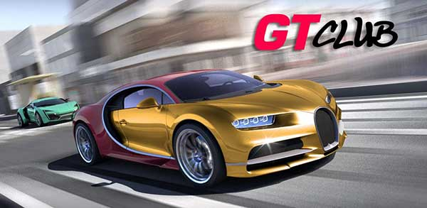 GT: Speed Club Cover