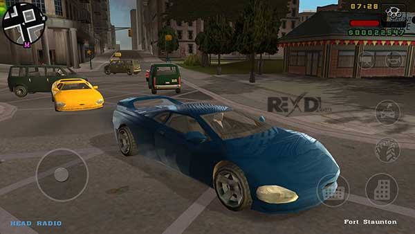 GTA: Liberty City Stories 2 4 Apk + MOD (Sprint/Money) + Data