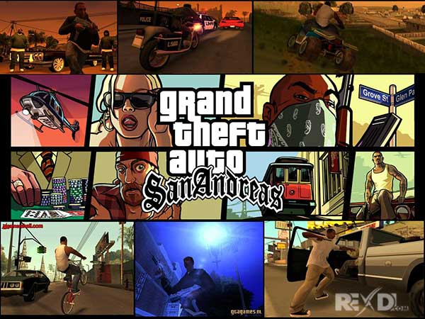 GTA San Andreas 2 00 Full Apk + Mod (Money) + Data for Android