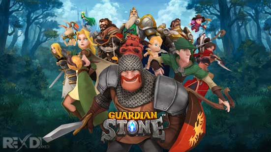 Guardian Stone Second War