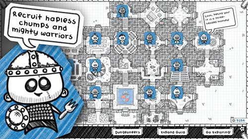 Guild of Dungeoneering Apk