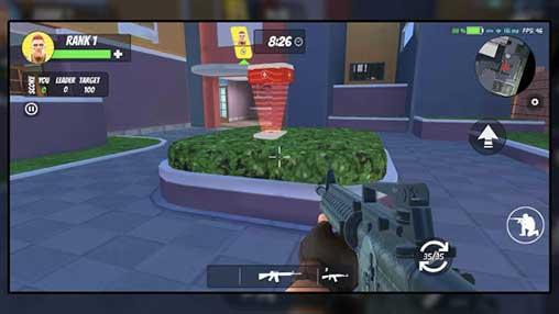 Gun Game - Arms Race Apk