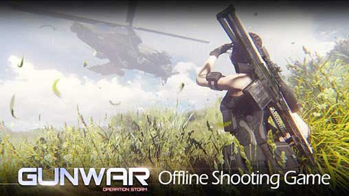 Gun War: Shooting Games Apk