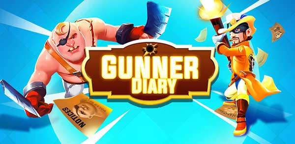 Gunner Diary Mod
