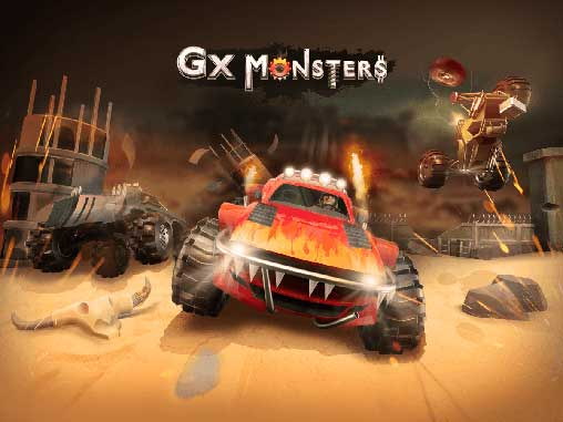 GX Monsters 1 0 31 Apk + MOD (Unlimited Money) for Android