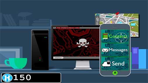 Hacker.exe - Mobile Hacking Simulator Apk