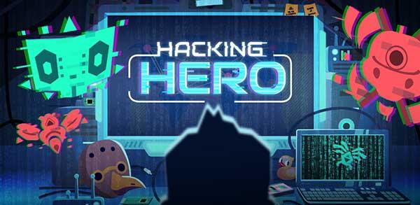 Hacking Hero Cover