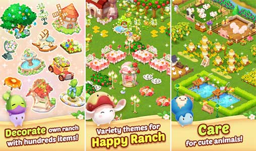 Happy Ranch Apk