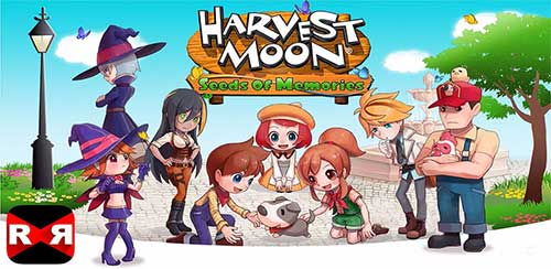 HARVEST MOON Seeds Of Memories