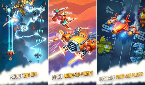 HAWK – Force of an Arcade Shooter Apk