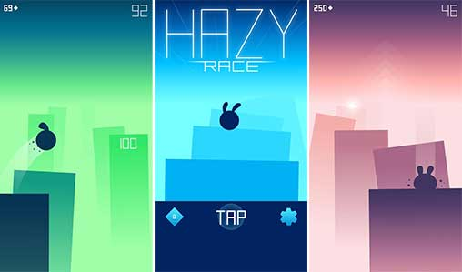 Hazy Race Apk