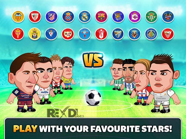 Head Soccer LaLiga 2016 Android