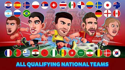 Head Soccer Russia Cup 2018 Apk