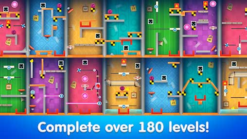 Heart Box - Physics Puzzles Apk