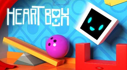Heart Box - Physics Puzzles