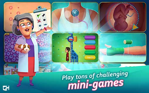 Heart's Medicine Hospital Heat Apk