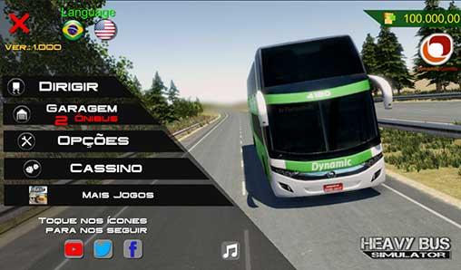 Heavy Bus Simulator 1 086 Apk Mod Money Data For Android