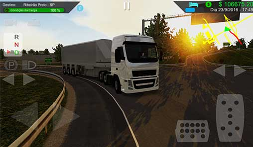Heavy Truck Simulator Apk unlimited money