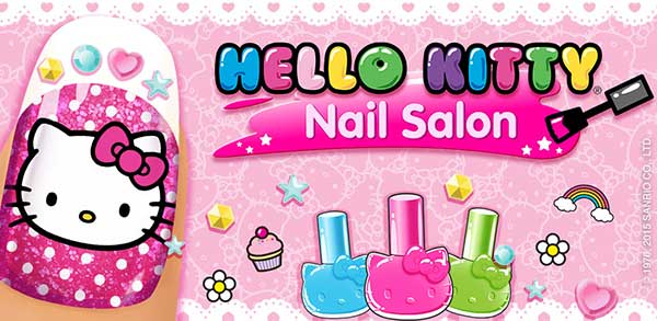 Hello Kitty Nail Salon Mod