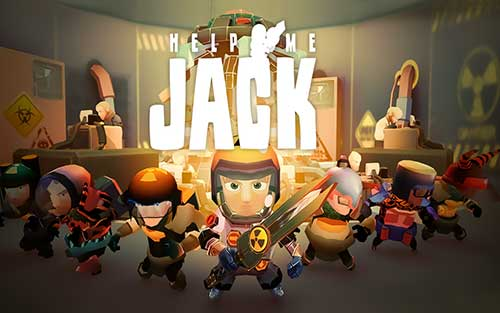 Help Me Jack Save the Dogs