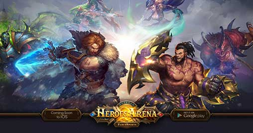 Heroes Arena 2 1 20 Apk For Android