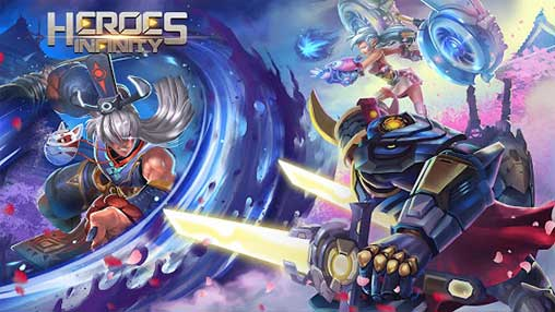Heroes Infinity: God Warriors 1 27 5 Apk + MOD (Money) for Android