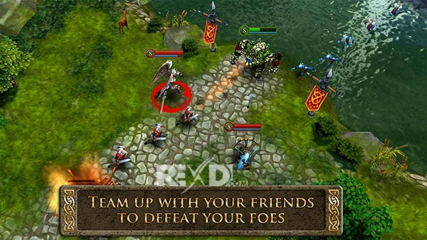 Heroes of Order & Chaos Apk