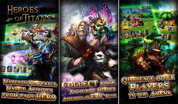 Heroes of Tians Apk