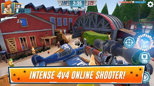 Heroes of Warland Unlimited Bullets Data Android Apk Mod Revdl