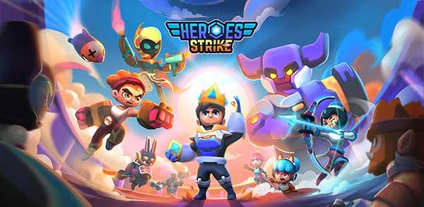 Heroes Strike Cover