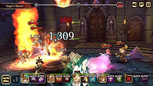 HEROES WANTED Quest RPG Apk