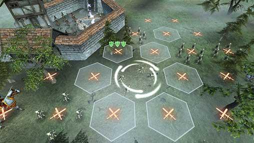Hex Commander: Fantasy Heroes Apk