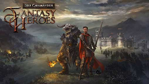 Hex Commander: Fantasy Heroes 4 5 Apk + Mod for Android