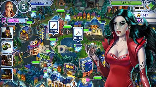 Hidden Objects Twilight Town Apk