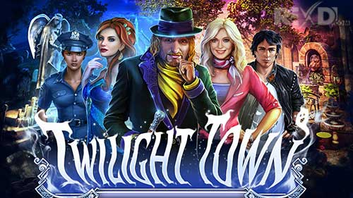 Hidden Objects Twilight Town