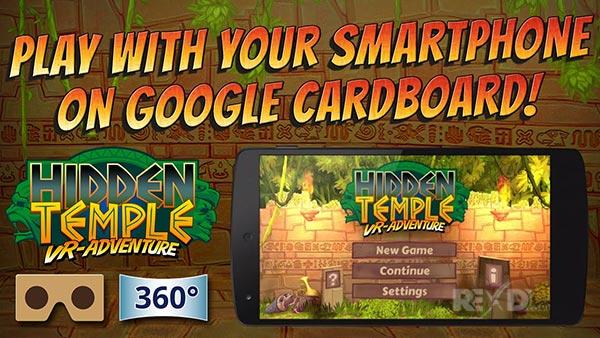 Hidden Temple – VR Adventure