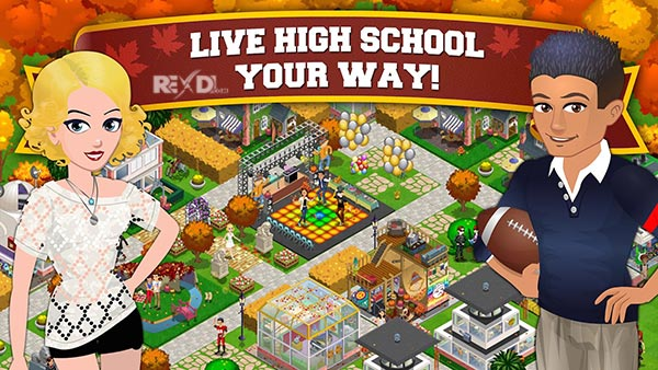 High School Story Android