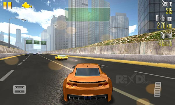 Highway Racer No Limit Apk