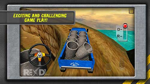 HILL CLIMB TRANSPORT 3D Apk