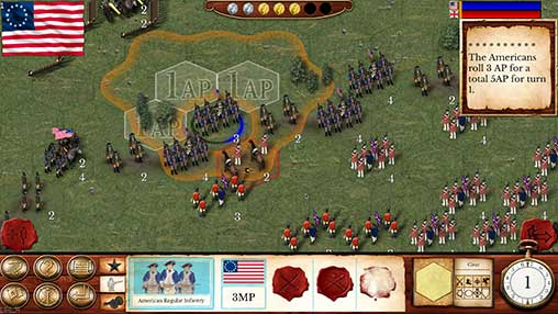 Hold the Line: The American Revolution Apk