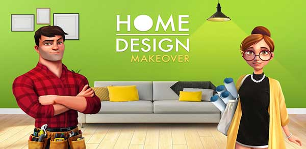 Home Design Makeover Mod