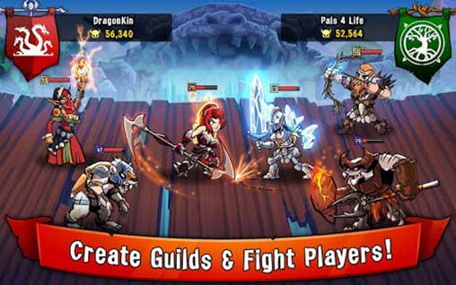 HonorBound RPG Apk