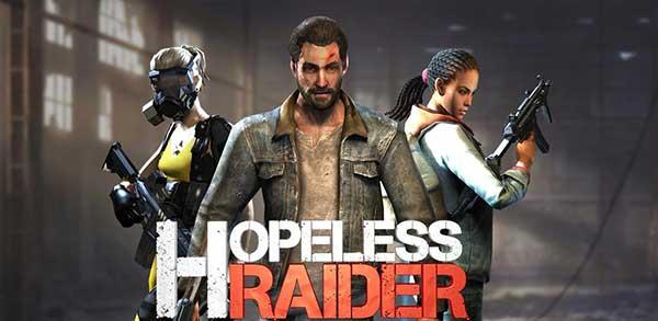 Resultado de imagem para Hopeless Raider-Zombie Shooting