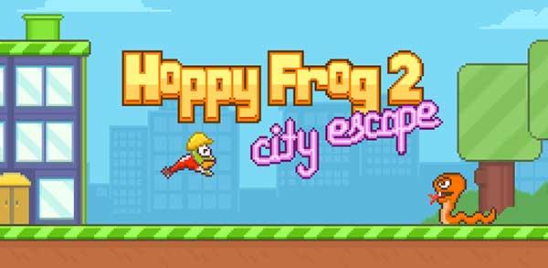 Hoppy Frog 2 Mod