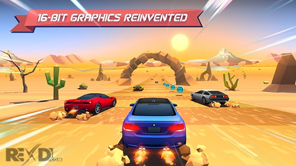 Horizon Chase World Tour Android