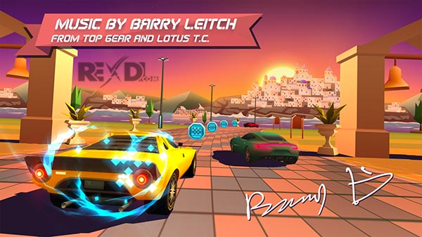 Horizon Chase World Tour Apk